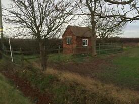 Land For Sale / Workshop / Yard / Holiday Home.