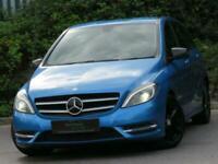 2014 Mercedes-Benz B Class 1.5 B180 CDI Sport 5dr Hatchback Diesel Manual