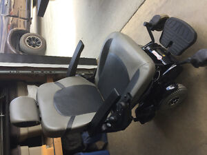 Golden Compass GP600 electric wheelchair
