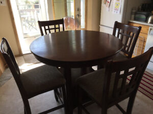 Dining Set Counter Height