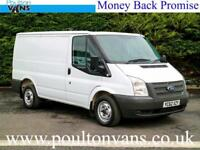 2013 (62) FORD TRANSIT T300 F.W.D SWB LOW ROOF PANEL VAN - 2.2TDCI, [EU 5],100PS