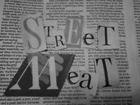 seeing submissions: Street Meat Zine