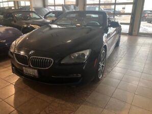 BMW 6 Series 2dr Cabriolet 650i RWD 2012