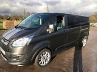 Ford Tourneo 290 Sport L2 Tdci DIESEL MANUAL 2017/17