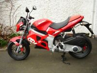 VERY RARE AND SOUGHT AFTER GILERA DNA 180 (2003)