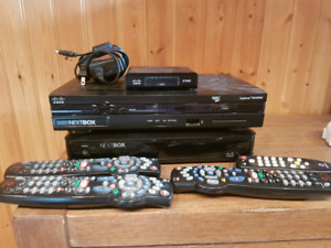 Rogers Cable TV Boxes
