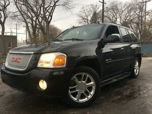 2008 GMC Envoy Denali 4X4 V8 = DVD = NAVI = LEATHER-SUNROOF