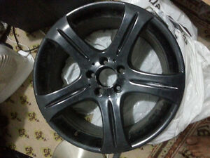 "MERCEDES OEM 18"" ALLOY WHEEL ONE ONLY"