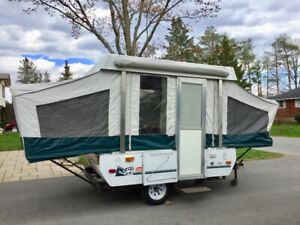 1998 Coleman Taos tent trailer for sale