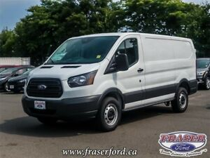 "2018 Ford Transit Van T-250 130"" LOW RF 9000 GVWR SWING-OUT RH D"