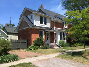 Newly renovated all-inclusive 2bdrm downtown century home