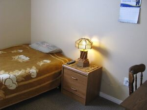 ROOM - FURN. Heat, Hot Water, Parking, Lndry & Internet etc.