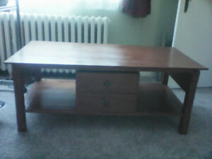 coffee table to give away