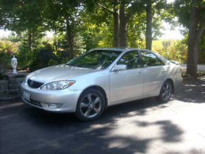 2005 Camry SE automatic fully loaded