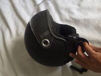 LEM motorcycle helmet - used once