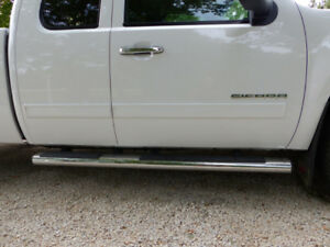 GMC SIERRA RUNNING BOARDS
