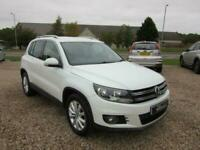 2015 15 VOLKSWAGEN TIGUAN 2.0 MATCH TDI BLUEMOTION TECHNOLOGY 5D 139 BHP DIESEL