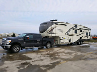Seeking driver to pick up travel trailers
