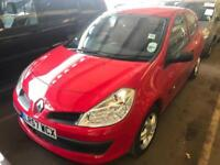 2008 Renault Clio 1.2 16v ( 75bhp ) Extreme. Perfect drive. Mot. Cheap tax.FSH