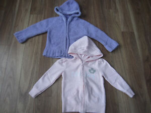 TODDLER GIRLS CLOTHES - SIZE 4T - $15.00 for LOT (5 ITEMS)