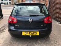 Volkswagen Golf 2.0TDI 2007- Sport - Blue - MOT June 2019