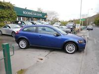 Volvo C30 2.0D 2008 S DIESEL 79000MLS EXCELLENT VERY RARE