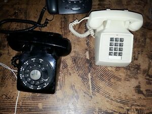 ANTIQUE TELEPHONES. WILL WORK ON ANY LAND LINE.