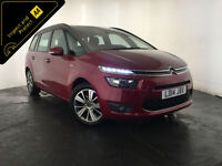 2014 CITROEN C4 GR PICASSO EXCLUSIVE DIESEL 1 OWNER SERVICE HISTORY FINANCE PX