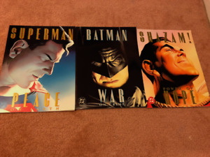 Super Peace On Earth Batman War On Crime Shazam DC Comics