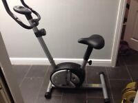 PRO FITNESS EXERCISE BIKE WITH DISPLAY , TEN DIFFERENT TAQUE SETTING