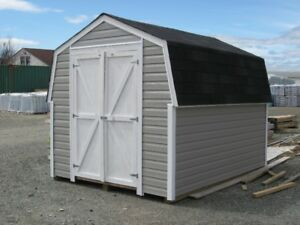 New Yard Shed -(presold only)