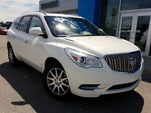 2013 Buick Enclave Leather AWD Nav Sunroofs Bose Local Trade