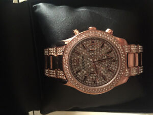 Brand New Rose Gold BEBE Watch Womens