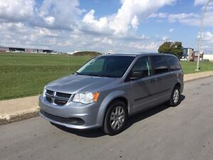 Dodge Grand Caravan  2014 stow and go