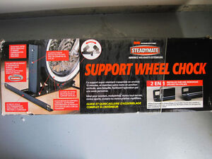 Haley Davidson Support wheel Chock