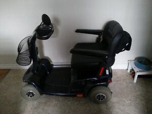 Pride Mobility Celebrity X scooter