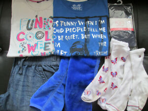Spring Mini Lot Girl Size 11-12 (9 Pieces)