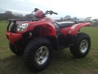 Quadzilla 500cc 4x4 road legal