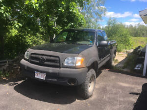 2003 Toyota Tundra - parts or needs work