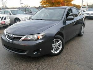 2008 Subaru Impreza (Natl) i,Navi,Rear Camera,AWD,5 Speed Manual