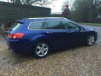 2008 58 HONDA ACCORD 2.2 i-DTEC EX 148 TURBO DIESEL 6 SPEED MANUAL 5 DOOR ESTATE