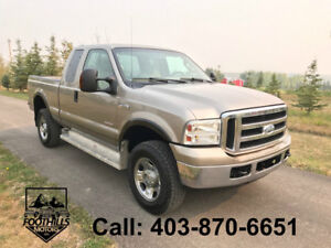 ****SOLD****2006 Ford F-350 XLT Diesel **SOLD**