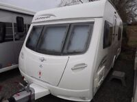 Luna Quasar 544 2010 with lots if extras....motor mover included