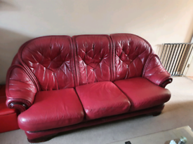 Sofa and armchair for free. Pick up only!