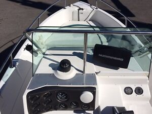 Campion Centre Console with NEW 150hp Mercury Cornwall Ontario image 7