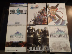 Strategy Guides ---------------For MULTIPLE CONSOLES!!