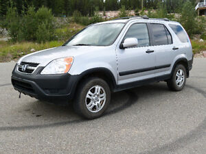 2003 Honda CR-V EX ALL-WHEEL DRIVE, PRICED TO SELL!!!