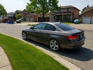 2009 BMW 335xi coupe - AS IS