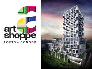 Art Shoppe Assignment studio condo @Yonge/Eglinton