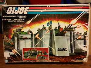 Vintage G.i.joe Headquarters